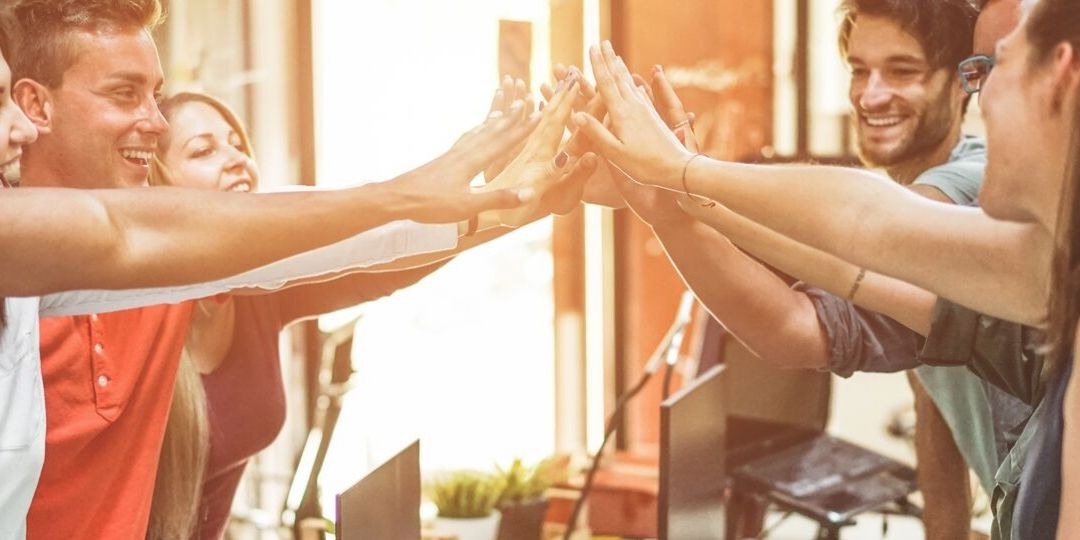 Unternehmensvision Beispiel Team
